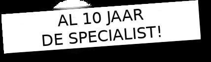 Krakaureizen - al 10 jaar de specialist!
