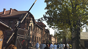 Bezoek Auschwitz Birkenau