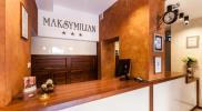 Receptie hotel Maksymilian